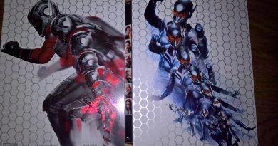 Steelbook Fnac, Ant-man & la Guêpe