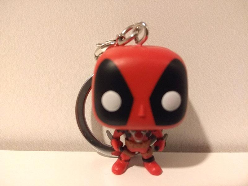 Deadpool 2 - porte-clé Pop
