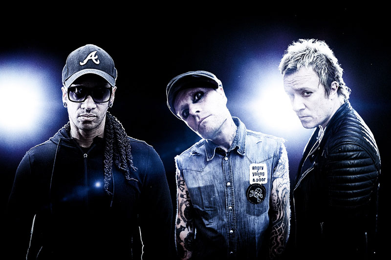 The Prodigy - membres du groupe