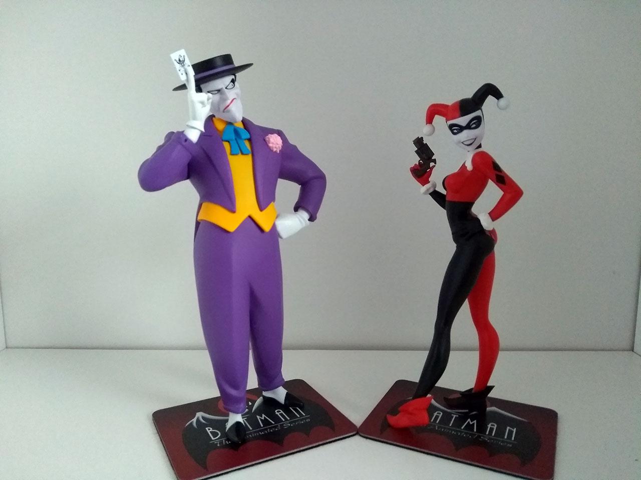 The Joker & Harley Quinn - ARTFX+ - Kotobukiya