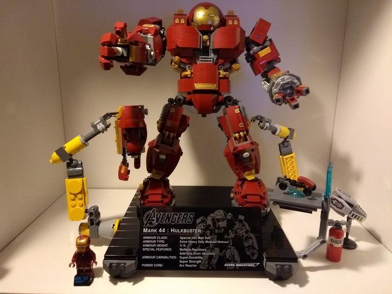 Lego Hulkbuster - 76105