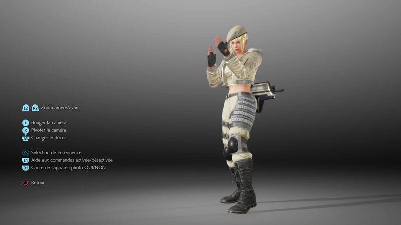 TEKKEN™7 - Sniper Wolf - Metal Gear Solid