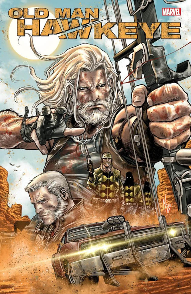 Old Man Hawkeye - tome 1