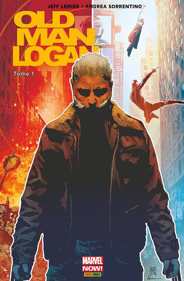 Old Man Logan - tome 1