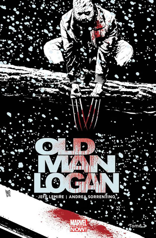 Old Man Logan - tome 2
