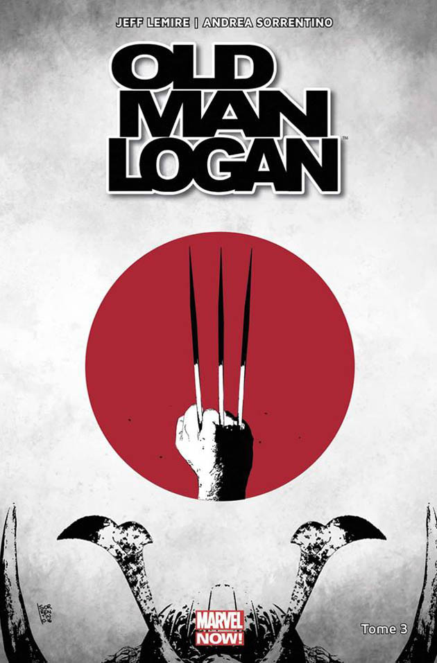 Old Man Logan - tome 3