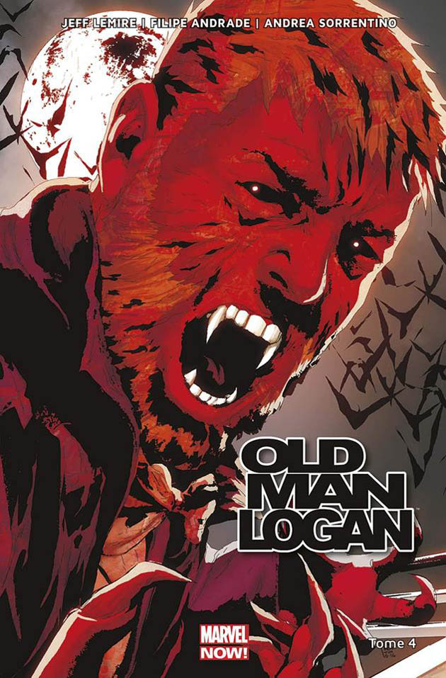 Old Man Logan - tome 4