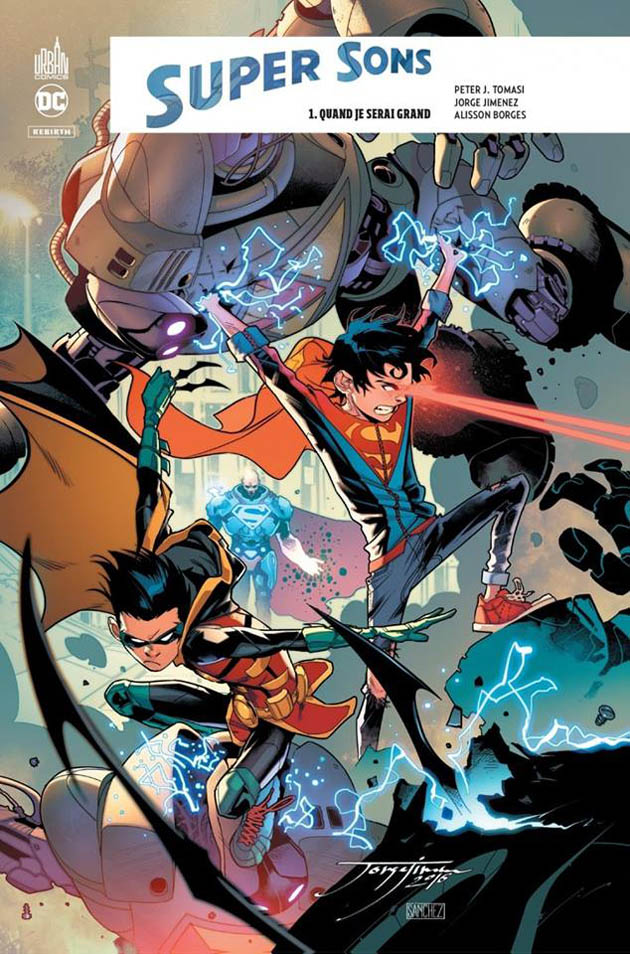 Super Sons - tome 1