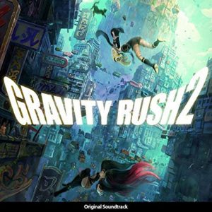 Gravity Rush 2 - Bande originale