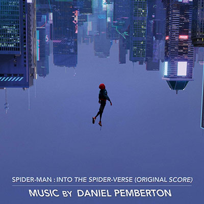 Visuel Spider-man : Into the Spider-verse - original score