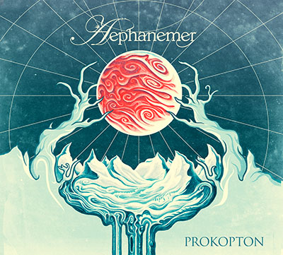 Aephanemer - Visuel de l'album Prokopton
