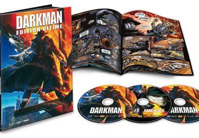 Unboxing Darkman édition ultime