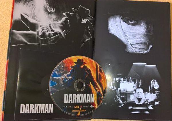 Darkman édition ultime - disque 1