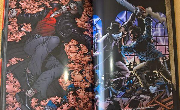 Darkman édition ultime - bonus début