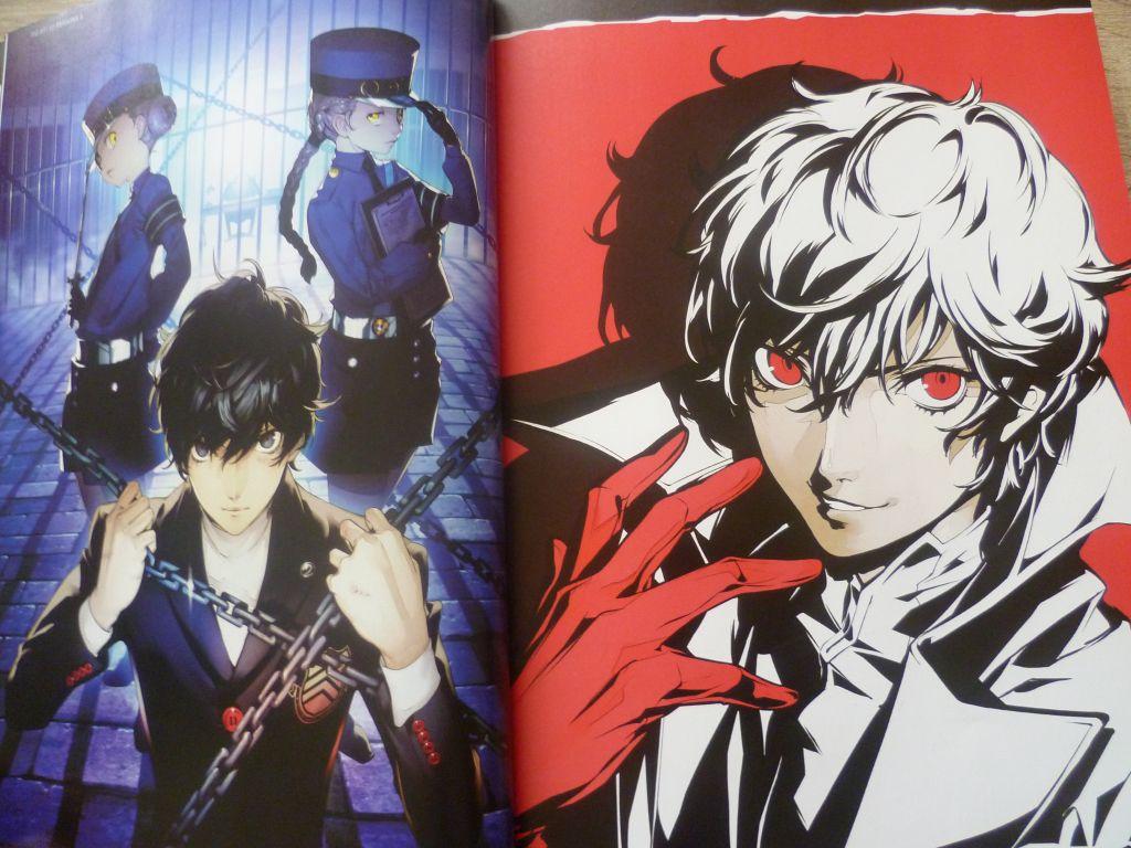 Artbook Persona 5