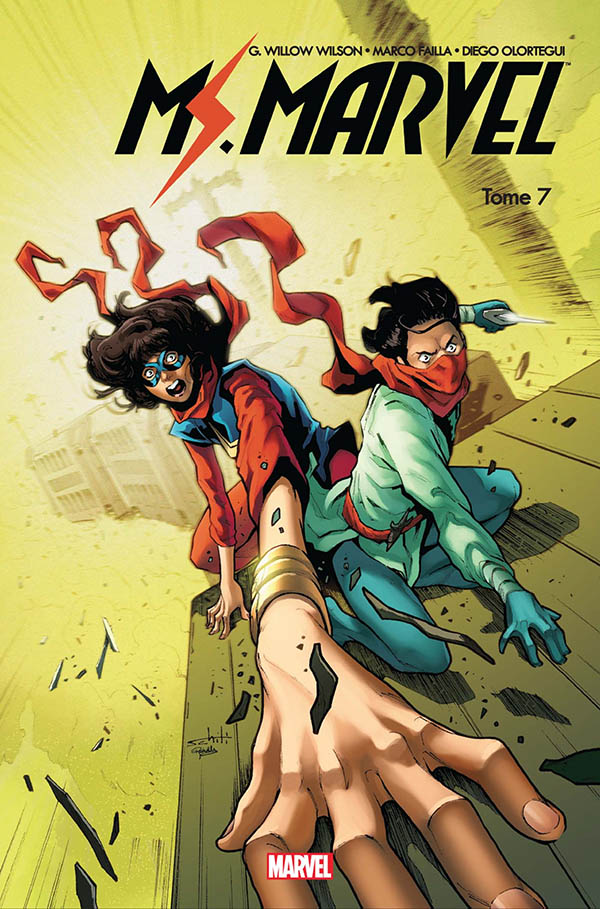 Ms Marvel - Tome 7