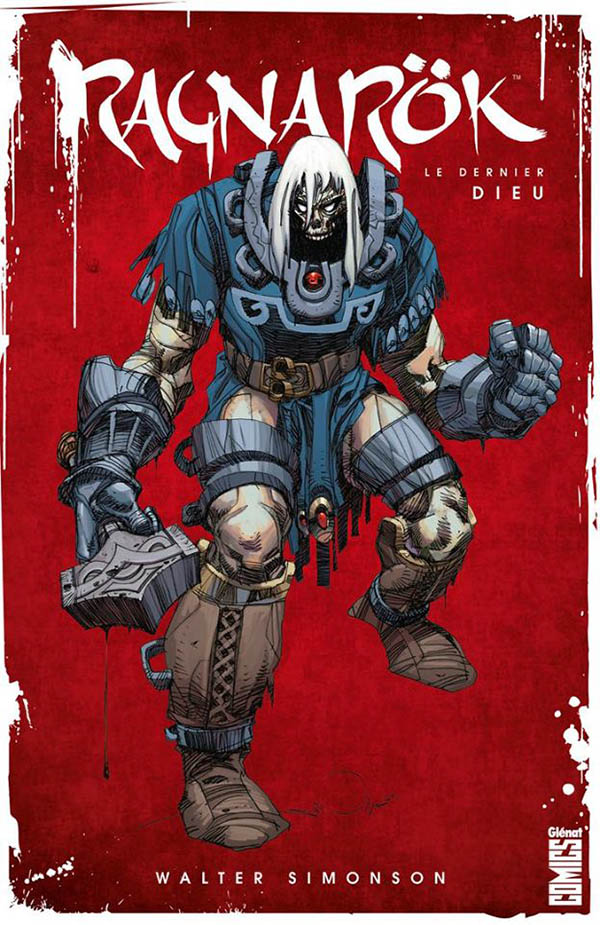 Ragnarok - Le Dernier Dieu
