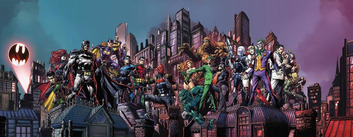 Unboxing Batman – Gotham City Chronicles