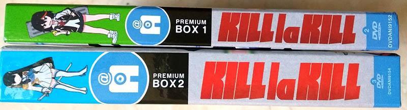 Kill La Kill - Intégrale DVD