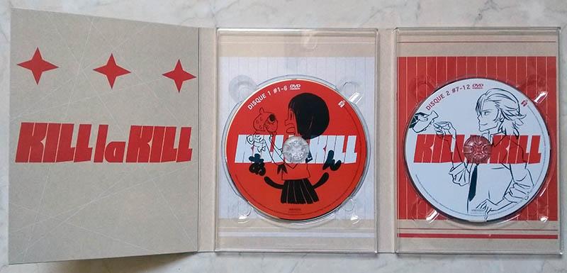 Kill La Kill - Intégrale DVD - Coffret 1
