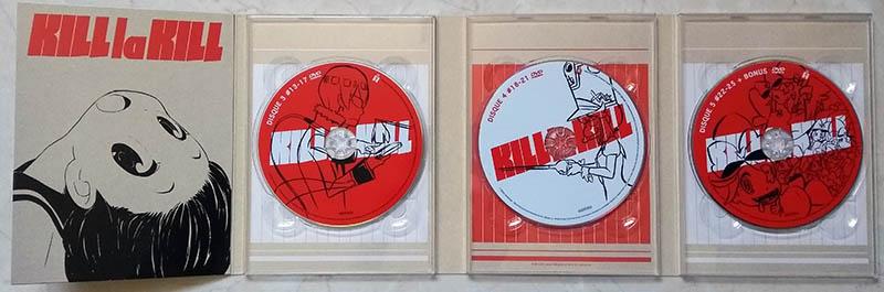 Kill La Kill - Intégrale DVD - Coffret 2