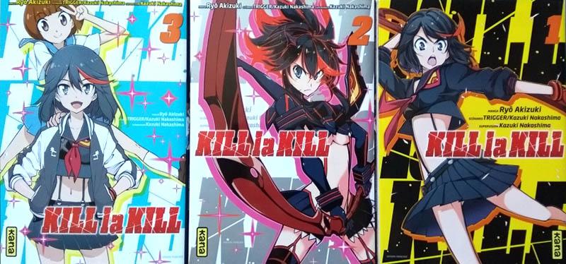Kill La Kill - Manga