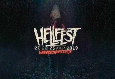 Affiche Hellfest 2019