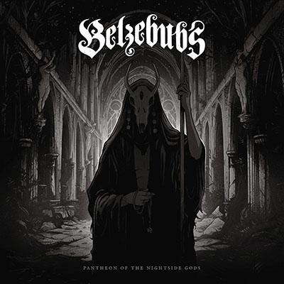 visuel de l'album Belzebubs - Pantheon of the nightside gods © JP Ahonen