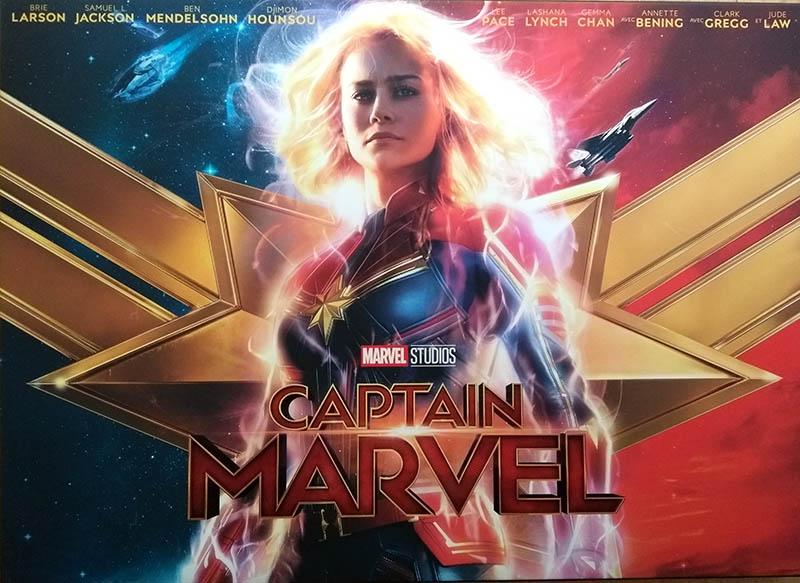 Captain Marvel - Edition spéciale E.Leclerc - recto
