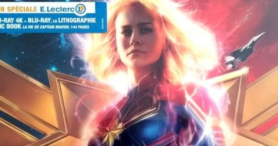 Captain Marvel - Edition spéciale E.Leclerc