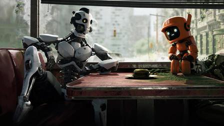 Visuel Les 3 robots