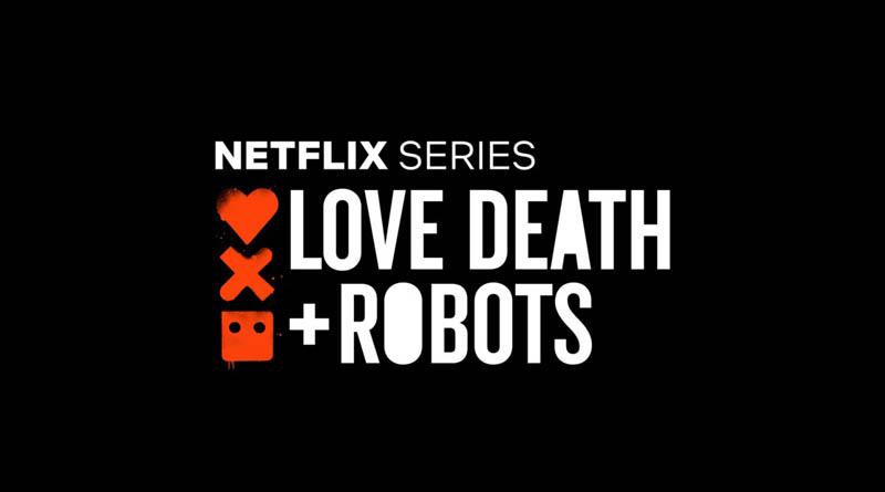 LOVE DEATH + ROBOTS logo