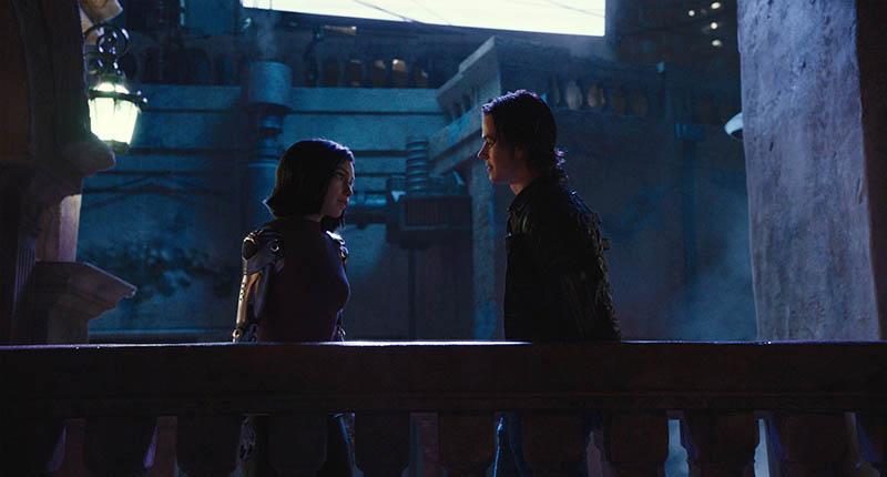 Alita et Yugo