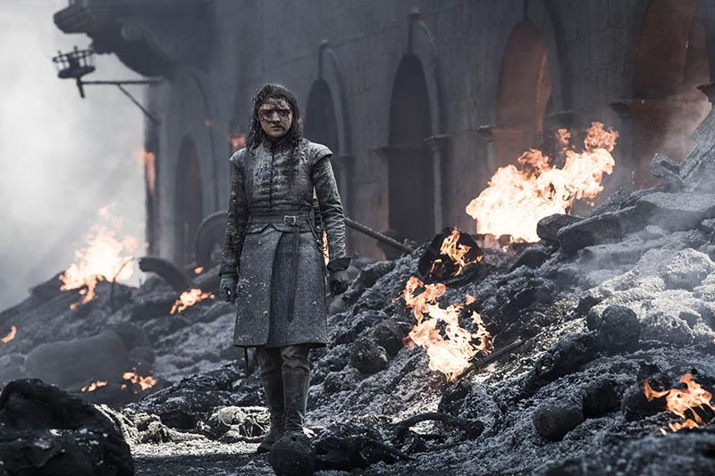 Arya Stark - Game Of Thrones - Saison 8