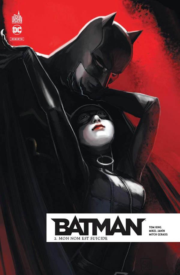 Batman - Tome 2 - Mon nom est suicide