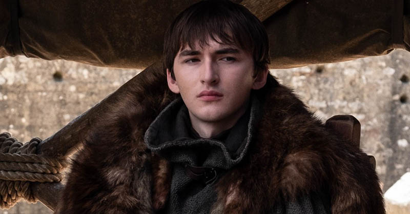 bran Stark - Game Of Thrones - Saison 8