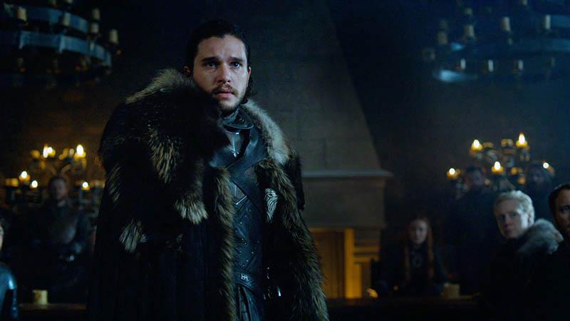 Jon Snow - Game Of Thrones - Saison 8