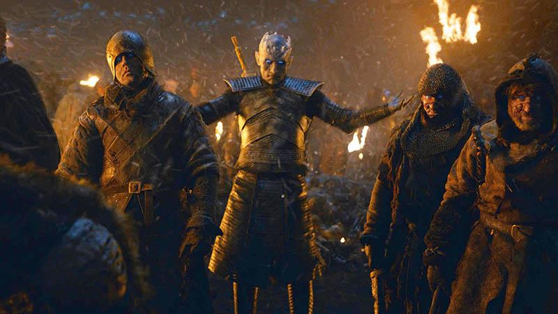 Le roi de la nuit - Game Of Thrones - Saison 8