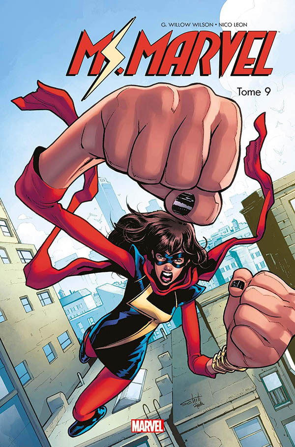 Ms Marvel - Tome 9 - Le ratio