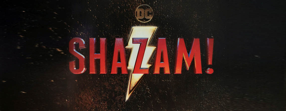 Logo du film SHAZAM!