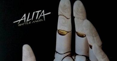Visuel Alita Battle Angel steelbook
