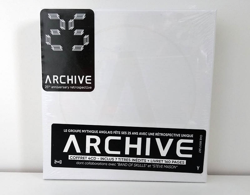 Coffret Archive - 25