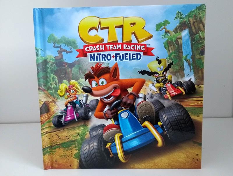 Artbook CTR