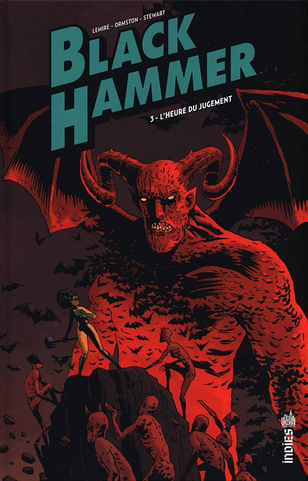 Black Hammer - Tome 3 - L'heure du jugement
