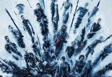 Visuel affiche Game OF Thrones - Saison 8