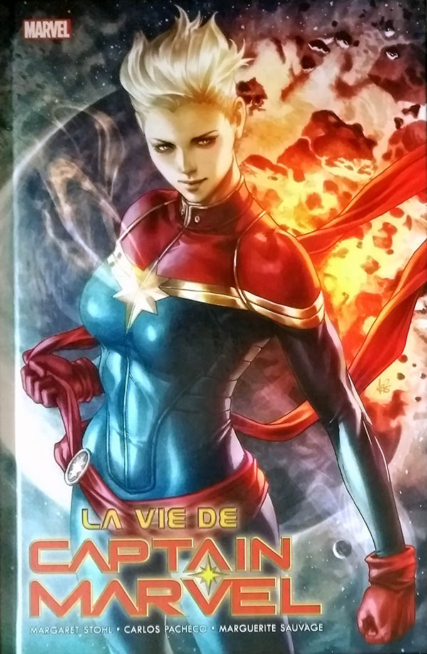 La vie de Captain Marvel