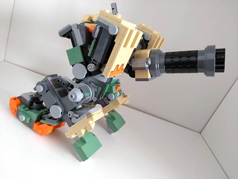LEGO 75974 - Overwatch Bastion