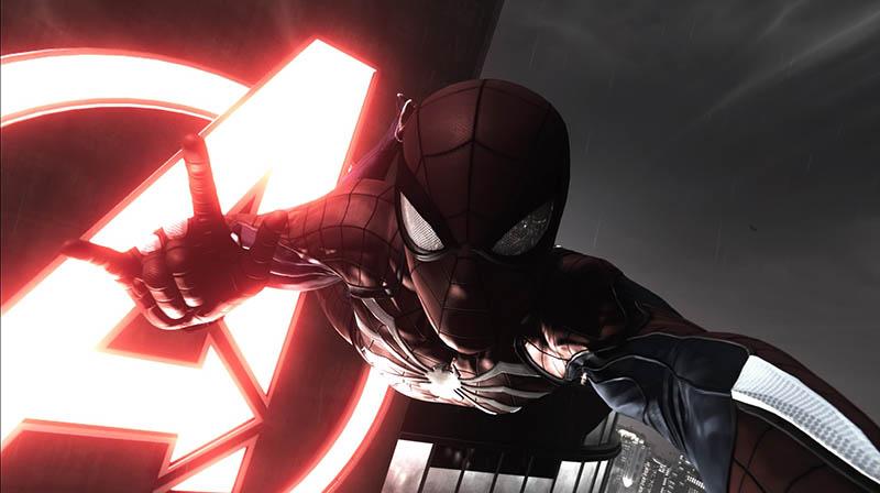 Marvel's Spider-Man, mode photo