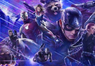 Customisation du steelbook : Avengers Endgame
