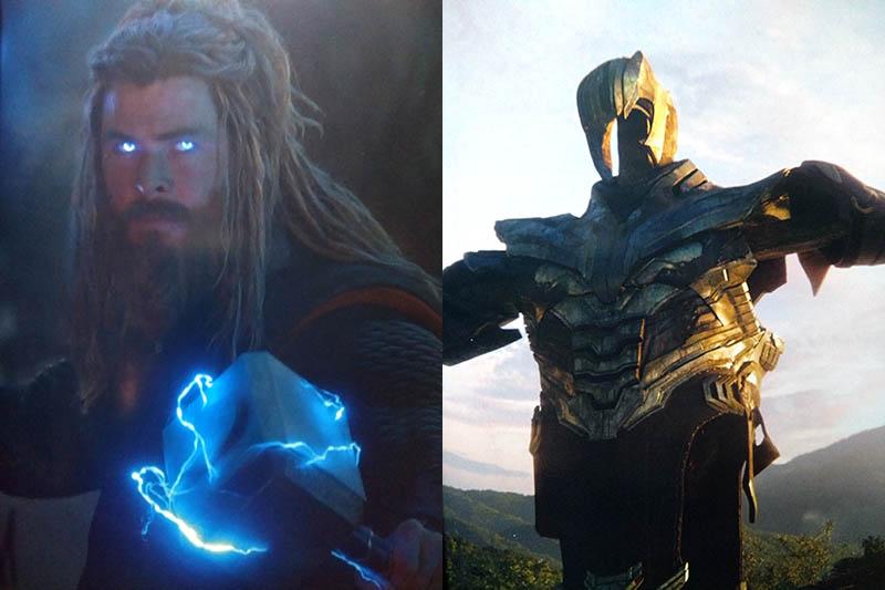 Avengers Endgame - extraits livret
